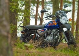 Мотоцикл BAJAJ BOXER BM 125 X NEW 6