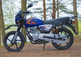 Мотоцикл BAJAJ BOXER BM 125 X NEW 5