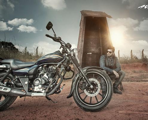 Мотоцикл Bajaj Avenger Street 220 2
