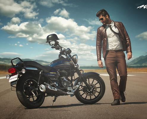 Мотоцикл Bajaj Avenger Street 220 4