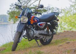 Мотоцикл BAJAJ BOXER BM 125 X NEW 4