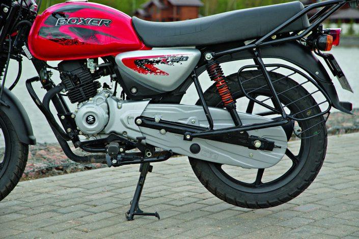 moto bajaj boxer BM 150 X DISK (4)