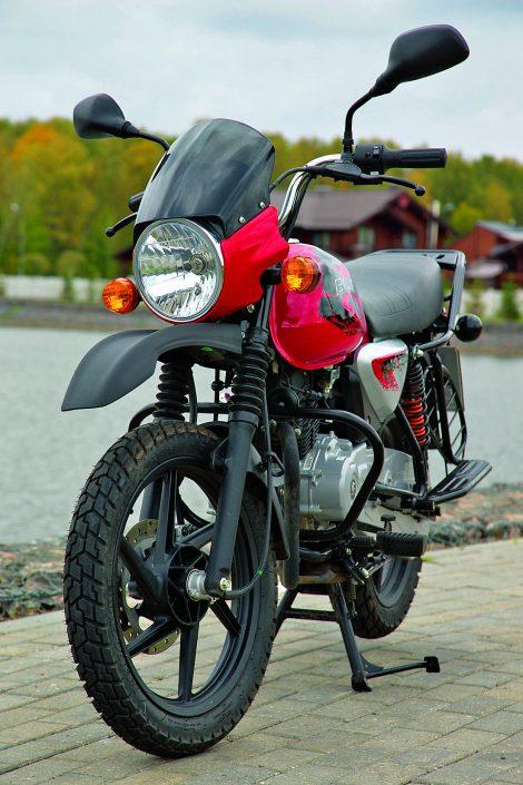 moto bajaj boxer BM 150 X DISK (6)