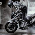 Мотоцикл Bajaj Pulsar NS 200 1