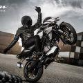 Мотоцикл Bajaj Pulsar NS 200 3