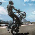 Мотоцикл Bajaj Pulsar NS 200 4