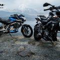 Мотоцикл Bajaj Pulsar NS 200 5