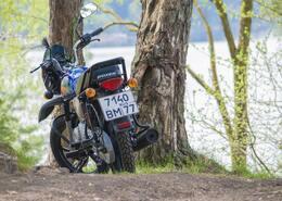 Мотоцикл BAJAJ BOXER BM 125 X NEW 3