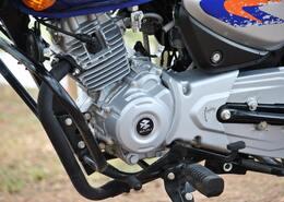 Мотоцикл BAJAJ BOXER BM 125 X NEW 2