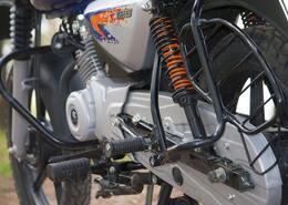 Мотоцикл BAJAJ BOXER BM 125 X NEW 1