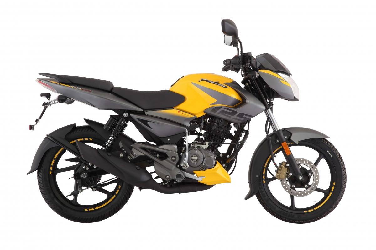 Мотоцикл BAJAJ Pulsar NS125 FI CBS (2)