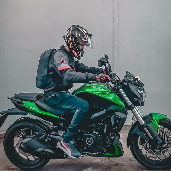 Купить новый bajaj dominar 400 2019