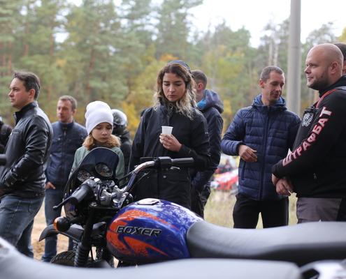 Мотоцикл BAJAJ Boxer 150x disk