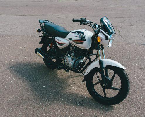 motorcycle bajaj 150 ug white (10)