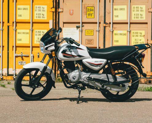motorcycle bajaj 150 ug white (3)