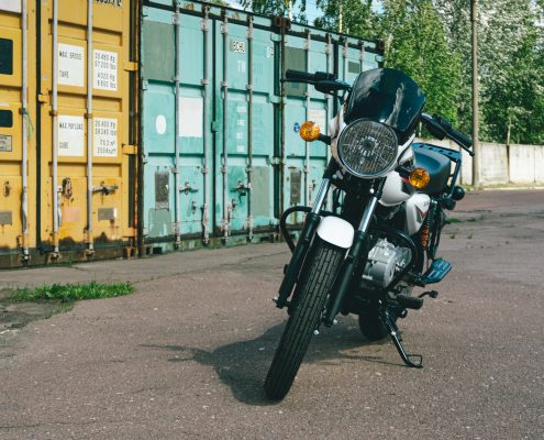 motorcycle bajaj 150 ug white (8)